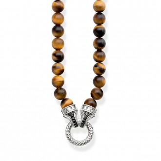 necklace tiger's eye