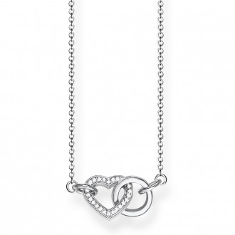 necklace TOGETHER Heart Small