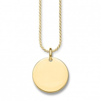 necklace disc
