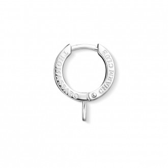 hoop earring for charms