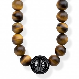 necklace Power Necklace Brown